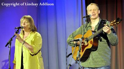 Marian Bradfield and Jim Malcolm - copyright of Lindsay Addison